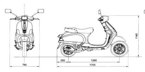 50cc Scooter Carburetor Diagram on Wildfire Scooter Wiring Diagram