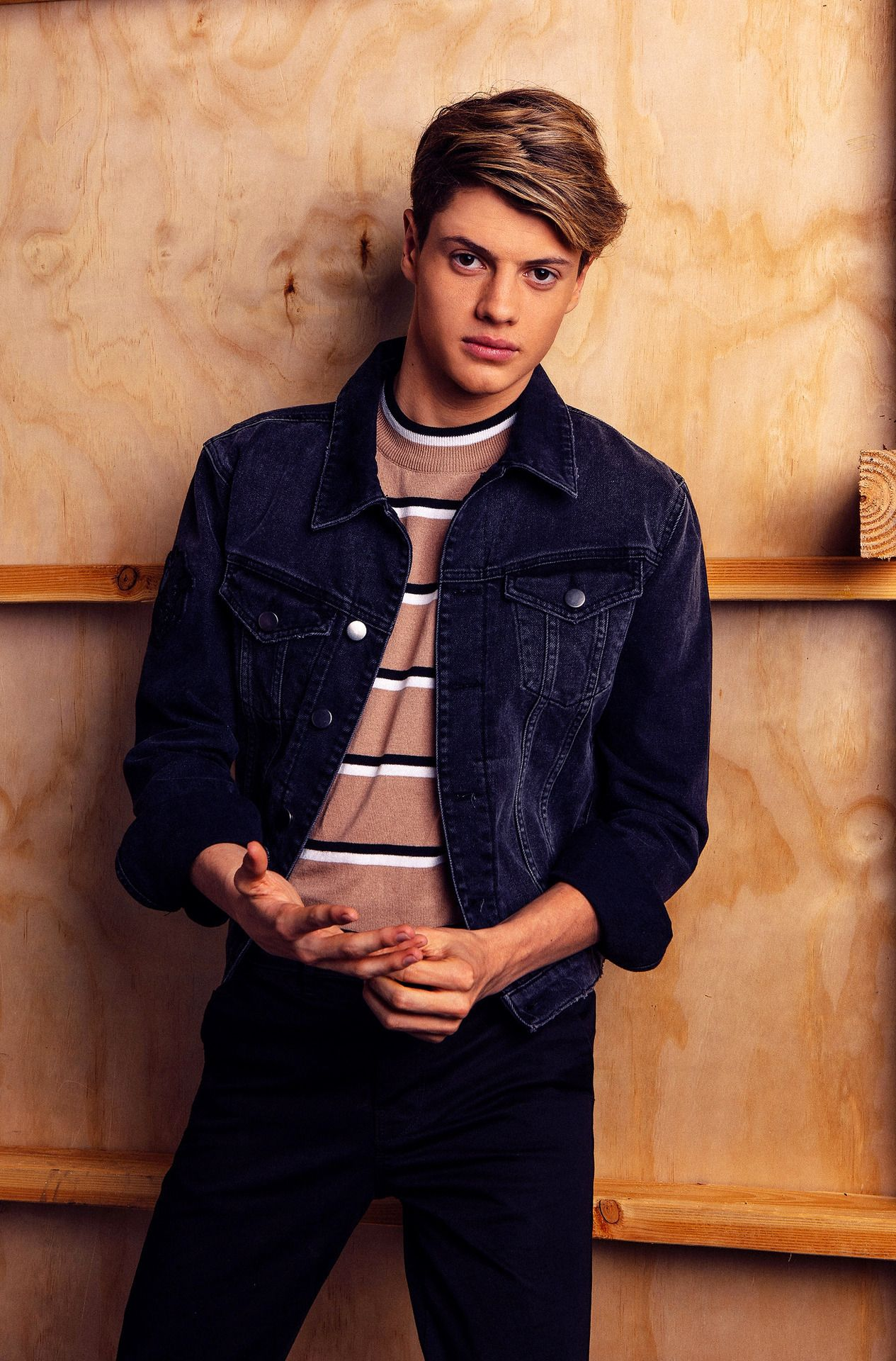jace norman photographed by