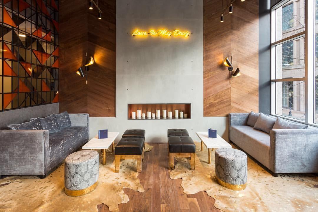 Hendricks. Vancouver BC #sofa #grey #style #table # ...