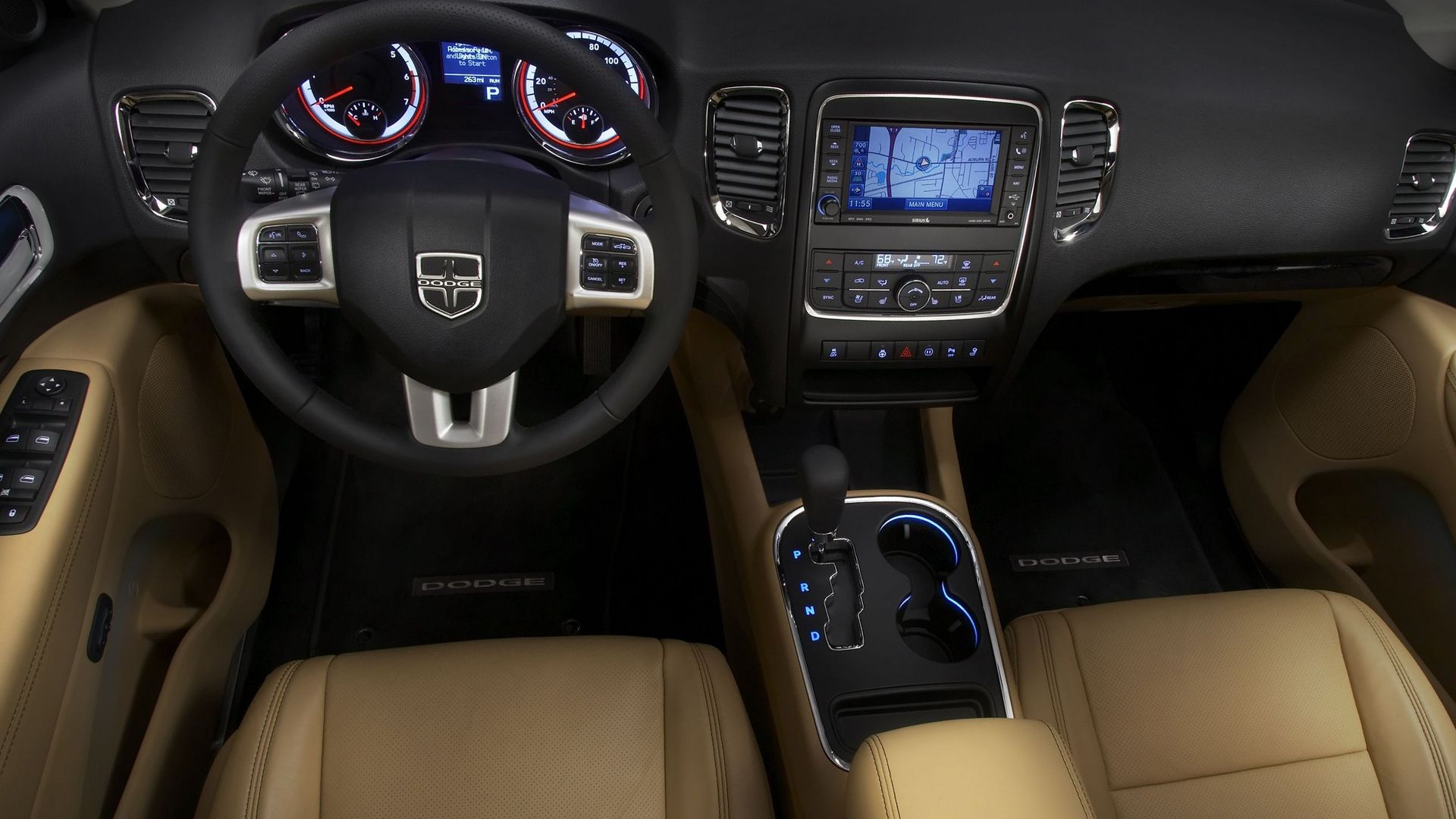 Marvelous New 2019 Dodge Durango Interior Design Dodge Durango Interior, Old Cars,  Rolling Carts