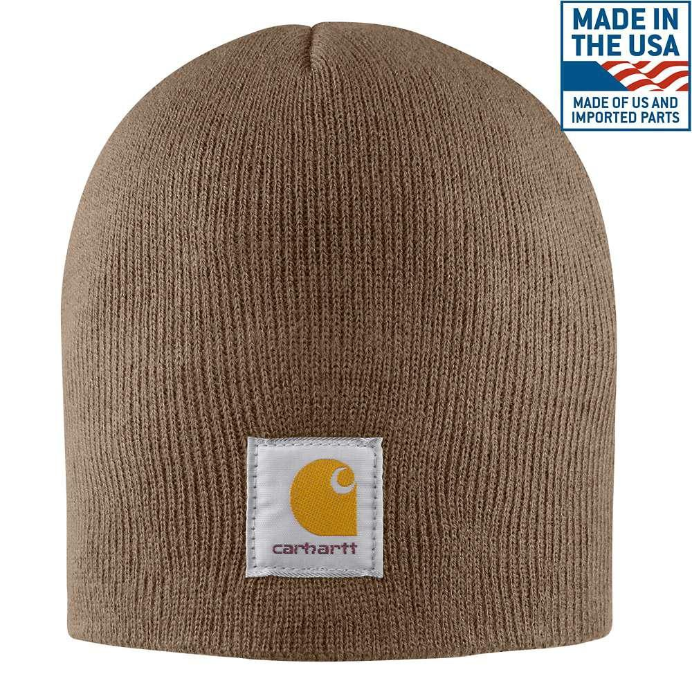 c33979f30 Carhartt Men's OFA Canyon Brown Acrylic Hat Headwear | Products ...