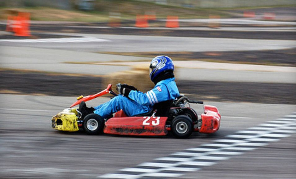 12Minute GoKart Session for One or Two Drivers at Action