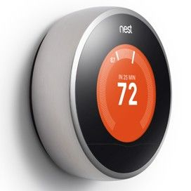 Nest Learning Thermostat - 2nd Generation at LOWES