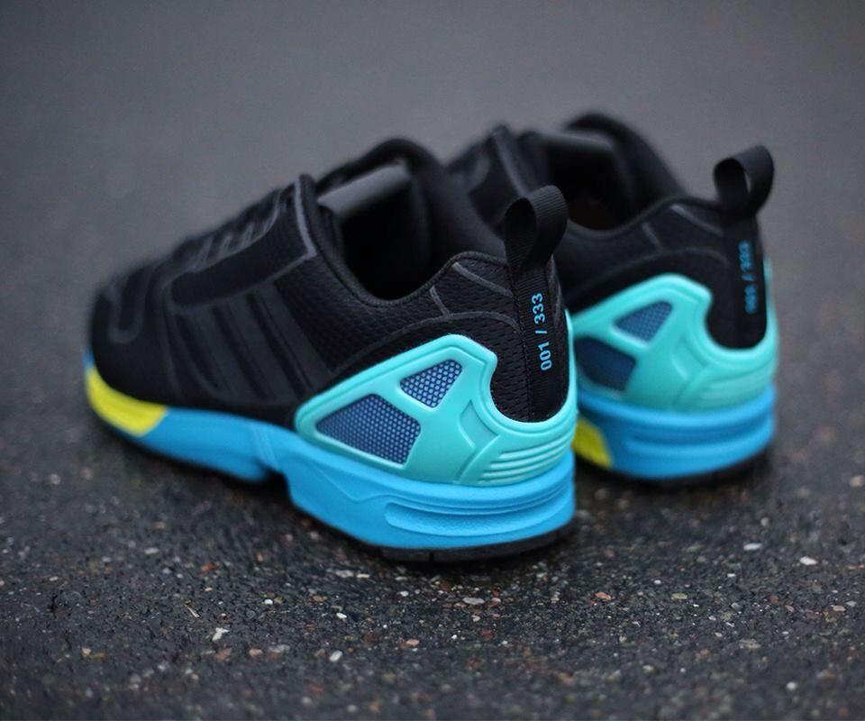 Adidas originali zx flusso pendolare pack