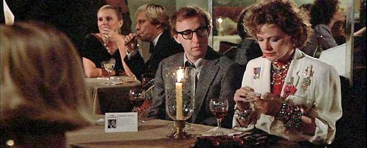 Ocio Inteligente: para vivir mejor: Momentos de cine (61): Woody Allen se convierte al catolicismo en Hanna y sus hermanas