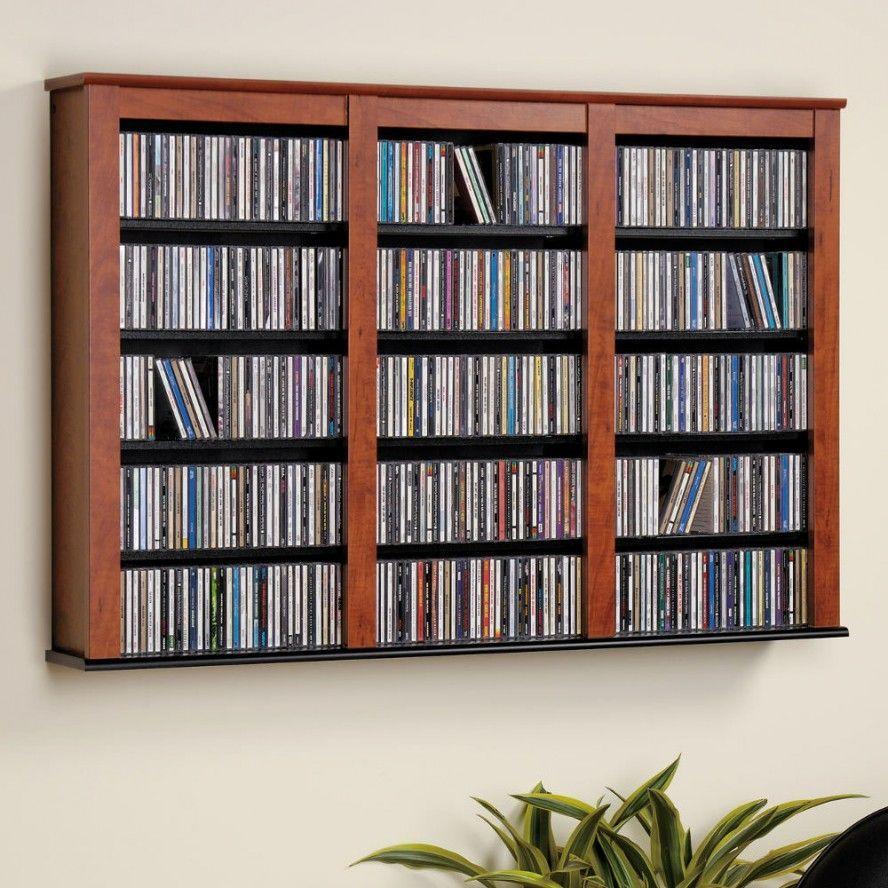 Etonnant Creative CD DVD Storage Ideas For Perfect Decor!