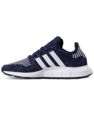 a2788c47f adidas Boys  Swift Run Running Sneakers from Finish Line - Blue 3.5