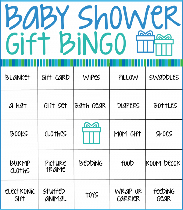 Free Baby Shower Bingo Cards Your Guests Will Love Baby Shower Bingo Baby Shower Bingo Printable Easy Baby Shower Games