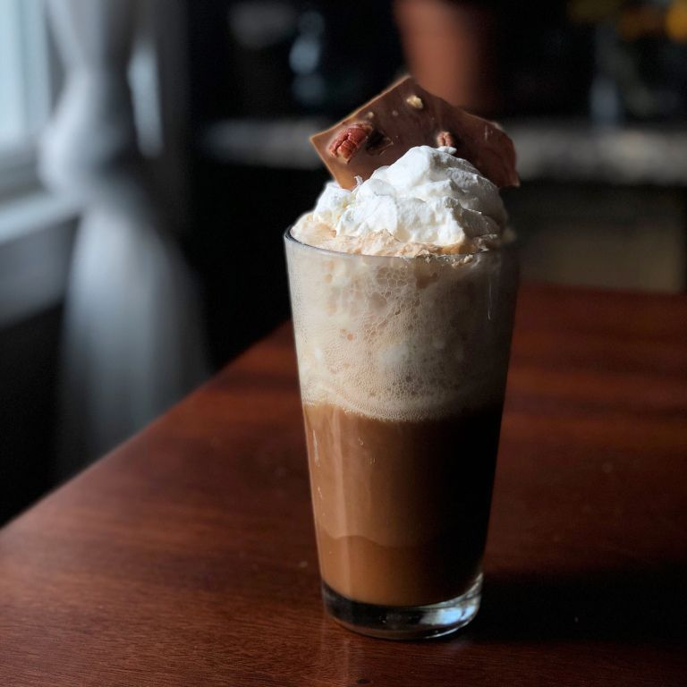 By popular demand: the LC Root beer float! #rootbeerfloat By popular demand: the LC Root beer float! – Kate & Amy's LCHF recipes #rootbeerfloat