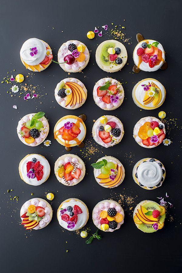 Genial Einfach Mini Cheesecakes Mini Kasekuchen Phantasie Desserts Susses Fingerfood