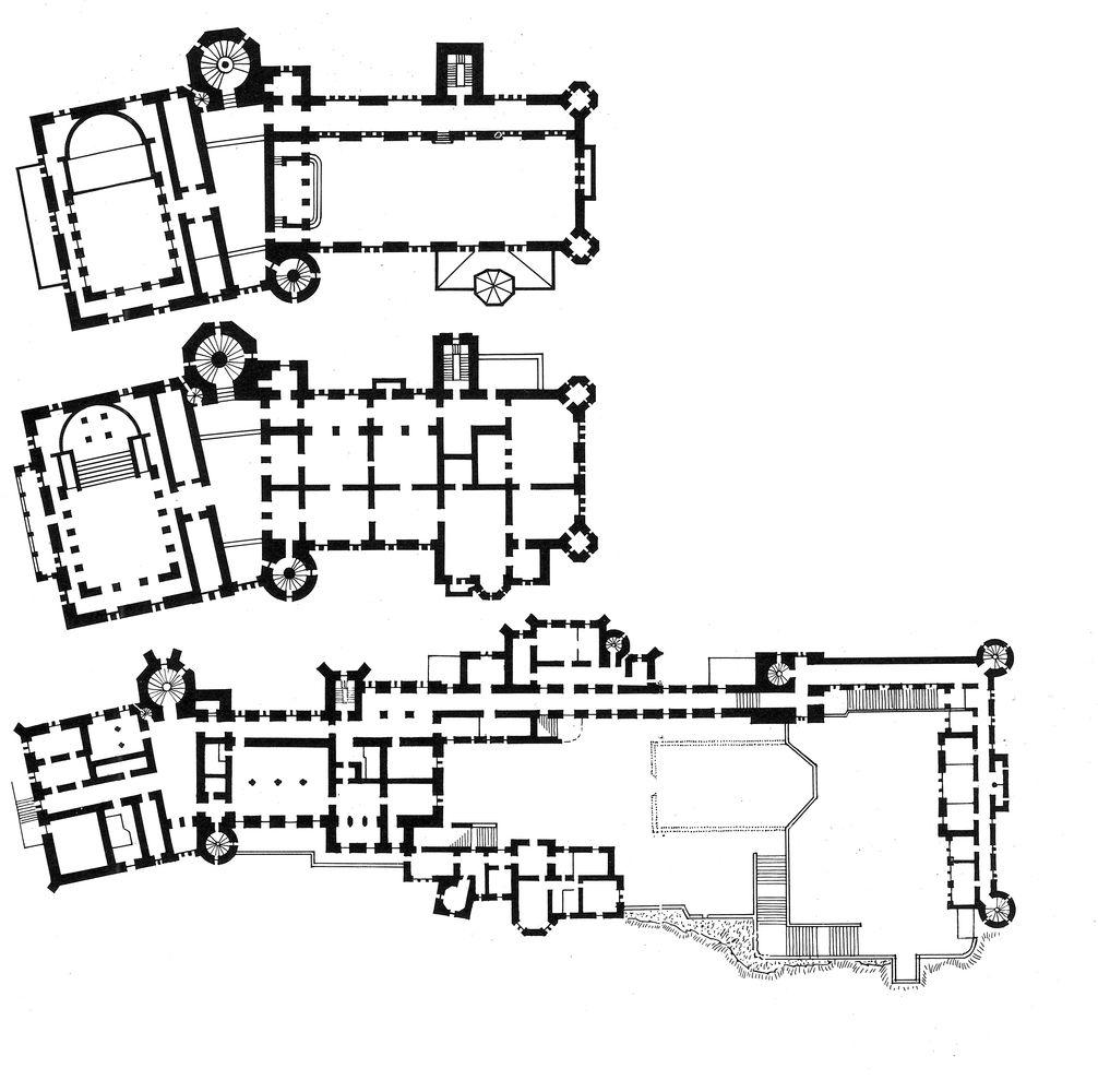 Gallery of AD Classics Neuschwanstein Castle / Eduard