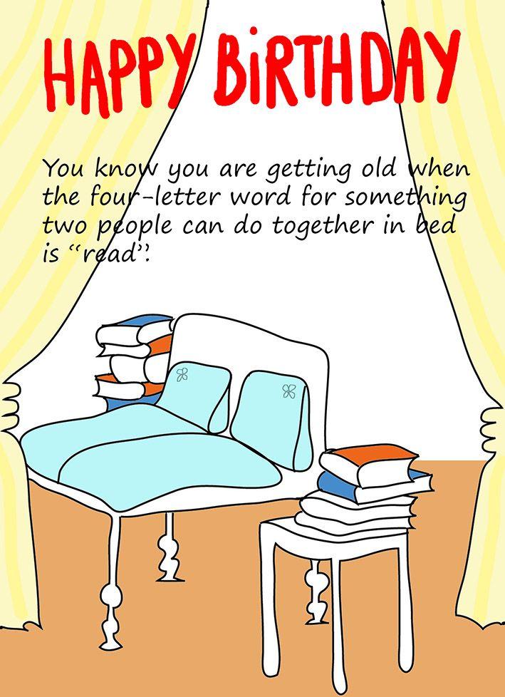 Printable Humorous Birthday Cards My Birthday – Humorous Birthday Greeting