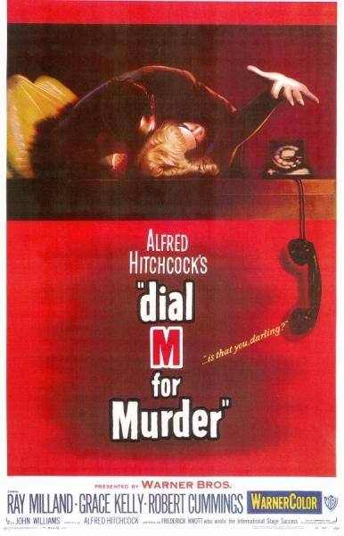 """Dial M for Murder"""