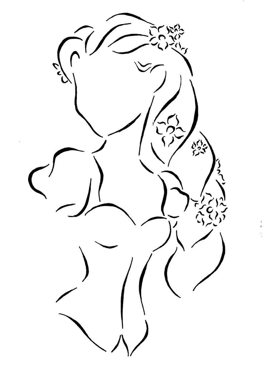 Rapunzel by Kezzamin.deviantart.com on @deviantART | tattoos ...