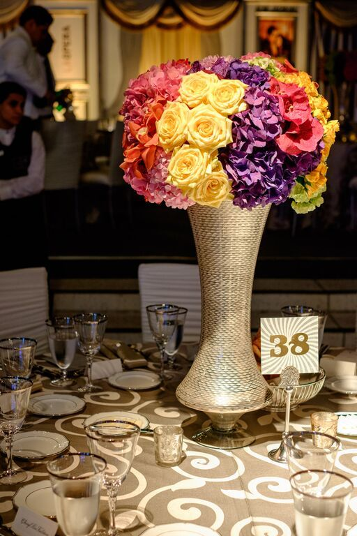 30th Annual La Opera Ball Events By Empty Vase Florals The Empty