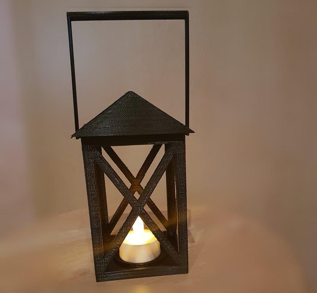 Customizable Halloween Lantern By Mdietz Thingiverse