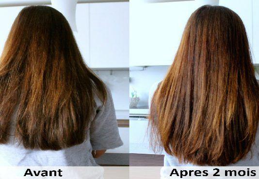 Recette Miracle Pour Pousser Vos Cheveux 10 cm de Plus en