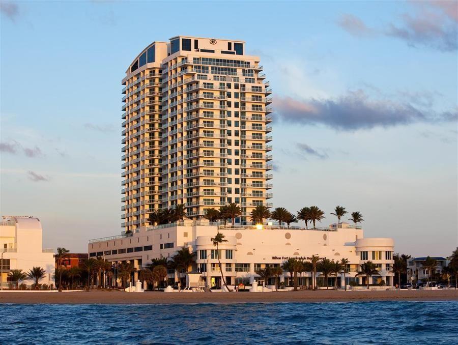 Fort Lauderdale Fl Hilton Fort Lauderdale Beach Resort United