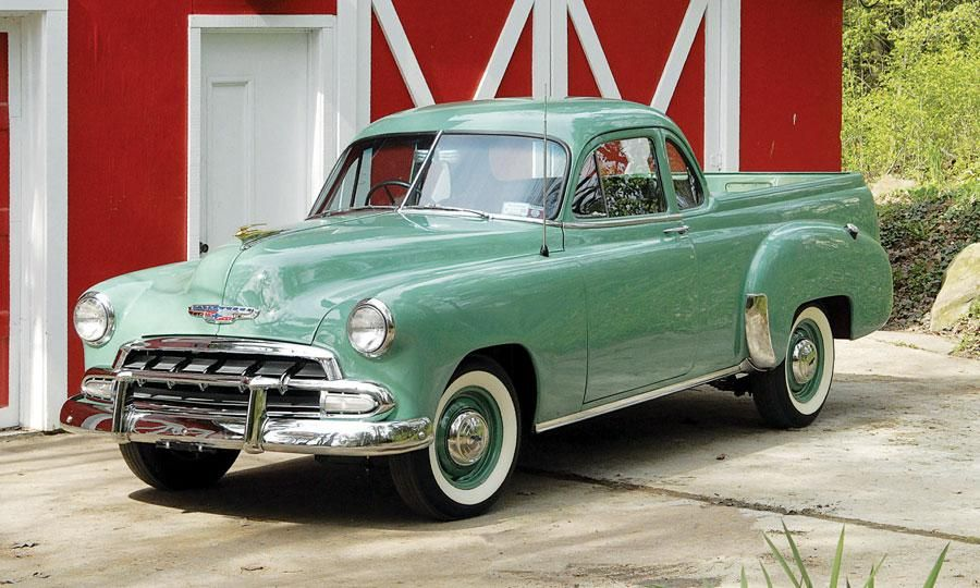 1952 Australian Chevrolet Ute By Holden Vintage Pickup Trucks Chevrolet Classic Cars Trucks