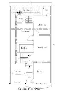 Home Plans In Pakistan, Home Decor, Architect Designer : 10 Marla Home Plans