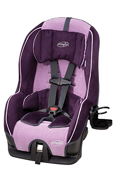 Amazon.com : Evenflo Tribute LX Convertible Car Seat - Neptune ...