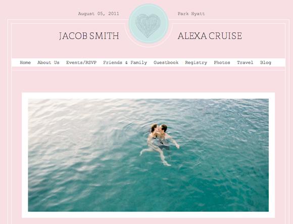 best free wedding websites