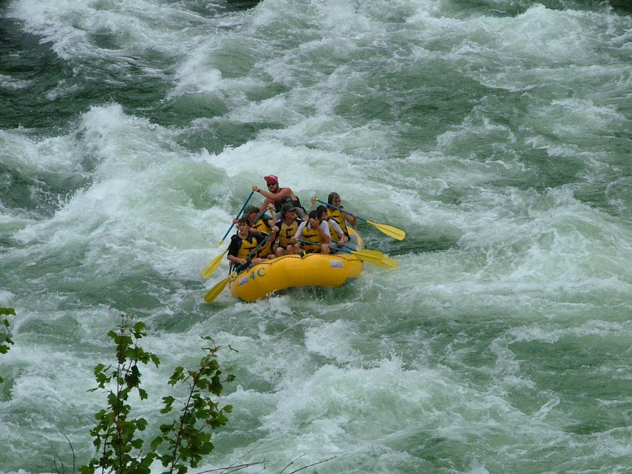 Go white water rafting White water rafting, Whitewater