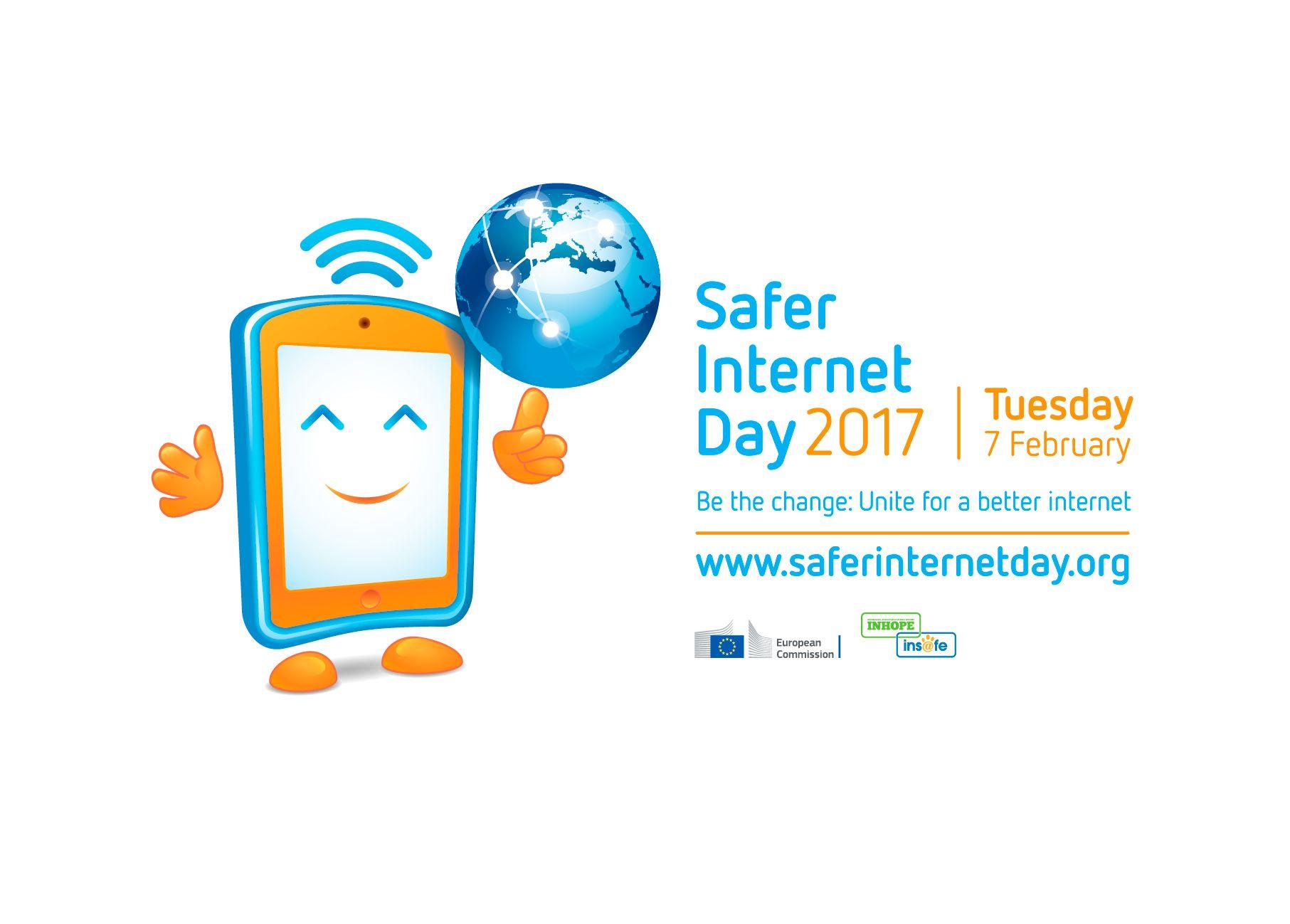 Registraciyata Za Denya Za Bezopasen Internet E Otvorena Safe Internet Staying Safe Online Internet Safety Activities