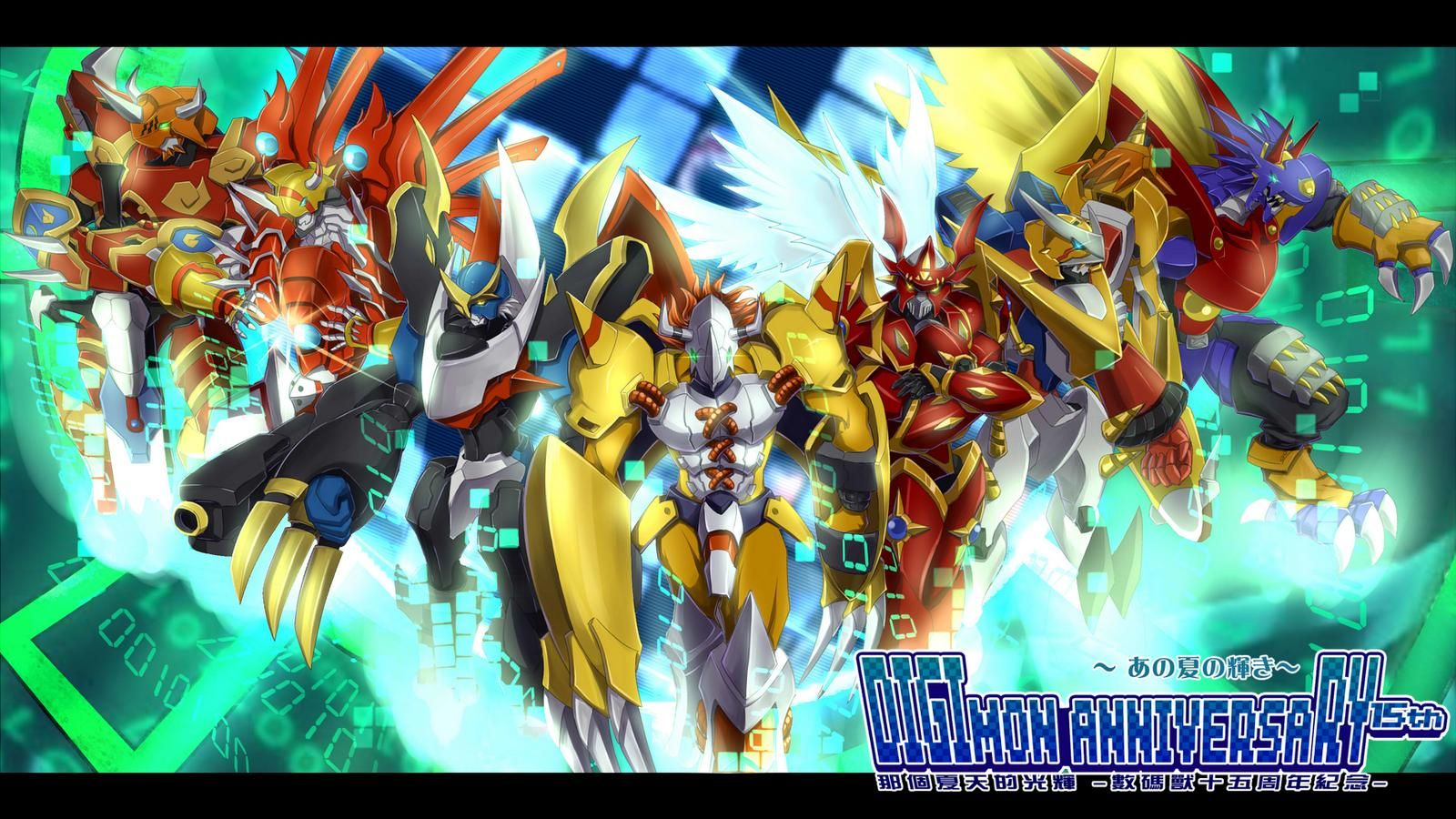 Digimon Wallpaper HQ Definition Digimon Backgrounds AI HD