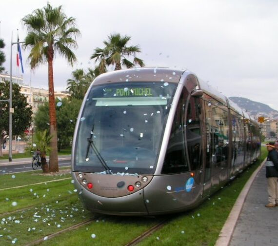 France: Light Rail Continues Growth With New Tramways In