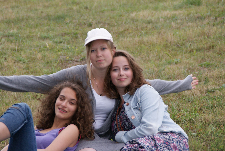 Hazel, Annabeth, Piper - Lilith Annabeth Chase Cosplay Photo - WorldCosplay
