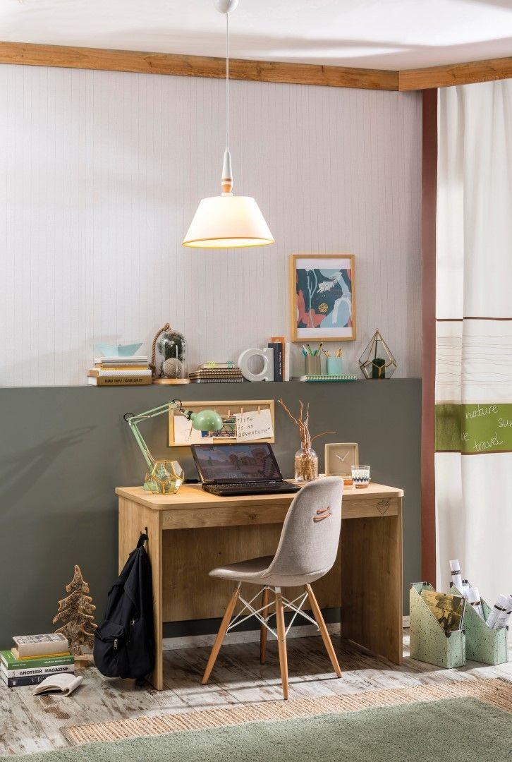 stockholm kinderkamer bureau jongenskamer boekenkast