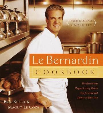 Le Bernardin Cookbook by Eric Ripert #Books #FetchMagazine #Taigan