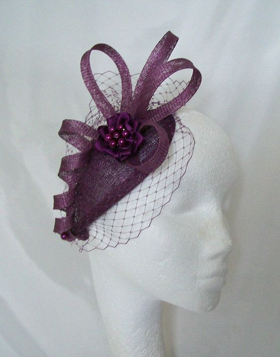 black veiling feather leopard mini top hat fascinator millinery wedding ascot