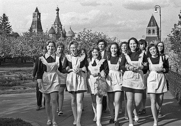 Московские школьницы | Портреты девушек, Фотографии ...