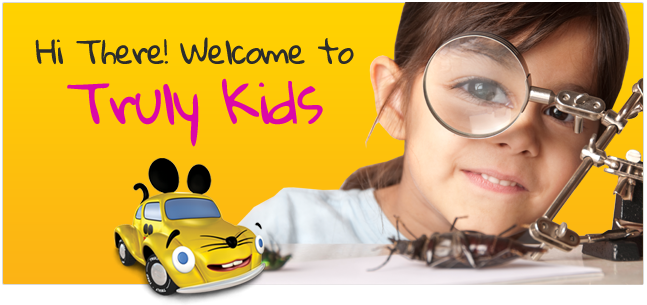 """Looking for summer activities? Check out """"Truly Kids"""