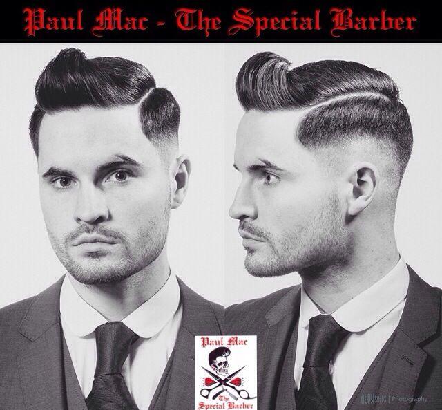 #rockabilly #gent #barber  #oldschool #menshair #trends #paulmacspecial #irishbarber #barbershop #barberskills  #hairdressing #stylist #menshair2014 vintagebarber #dapper to see more of my work please check out my facebook mens style page https://www.facebook.com/PaulMacSpecialEdition