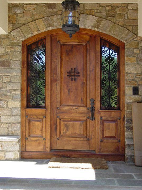 Hardwoods Front Entry Door By New Jersey Hardwoods Beautiful Front Doors Front Door Design Exterior Door Designs