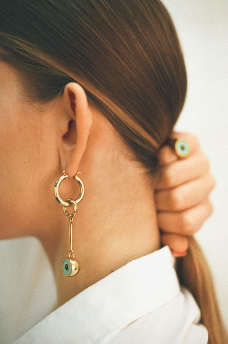 Photo of Maria Francesca Pepe jewelry. Shop now at Style. – Women's jewelry and accessories