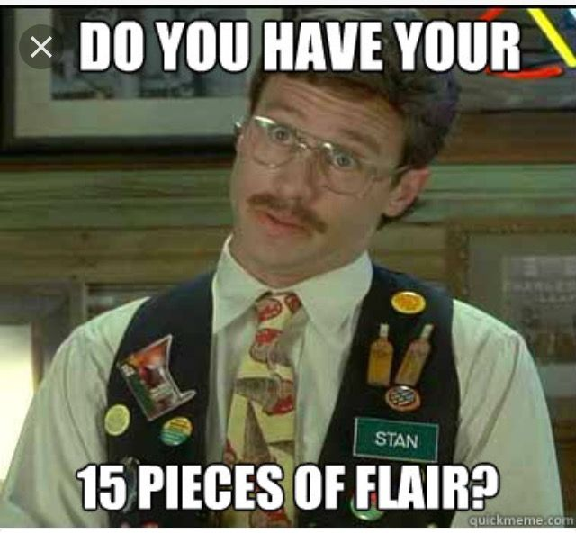 Office Space Flair Chat Funnies Office Space Meme Funny Office