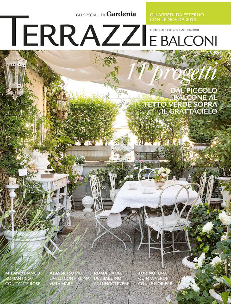 Emejing Terrazze E Balconi Gallery - Idee Arredamento Casa ...