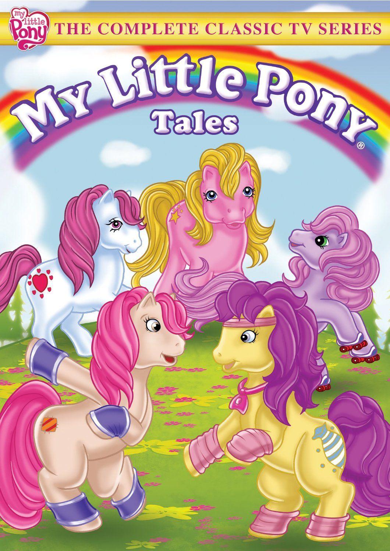 My Little Pony Tales Dvd Classic 80 S Girl S Cartoons