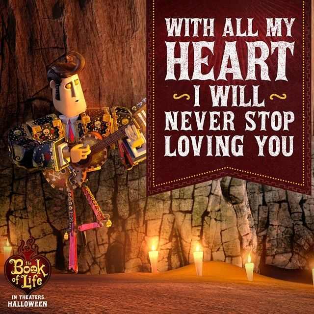 Book Of Life movie Manolo's heart Book of life movie