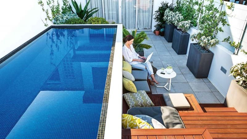 Pool Gardn Dec16 Swimming Pool Designs Rooftop Design Pool