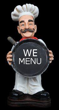 "Have a ""We Menu"""