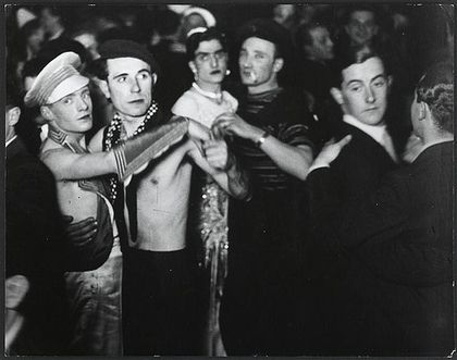 Darling Man Dance: Early 20th century gay/drag ball