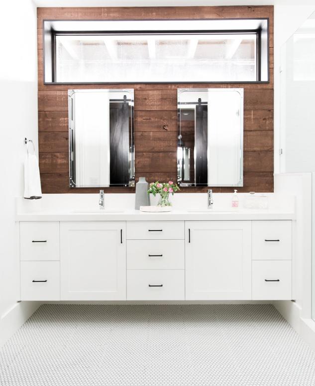 Jack & Jill Bathroom But With Different Floor Tile  Pinterest Simple Utah Bathroom Remodel Decorating Design