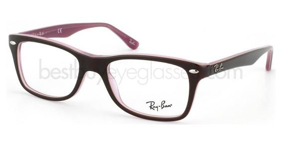 14cf342a77 The Ray Ban Rx 5228 eyeglasses are available in multiple colors like black  demo lens