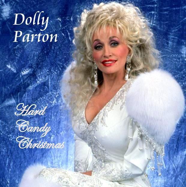 Dolly Parton Christmas Album.Dolly Parton Hard Candy Christmas Cover Dolly Parton