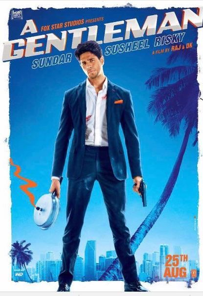 A Gentlemen Movie in Colombo Sri Lanka #AGentlemen #Gentlemen